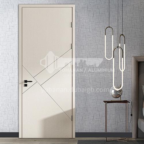 Fashion style bedroom door water-based ink door5
