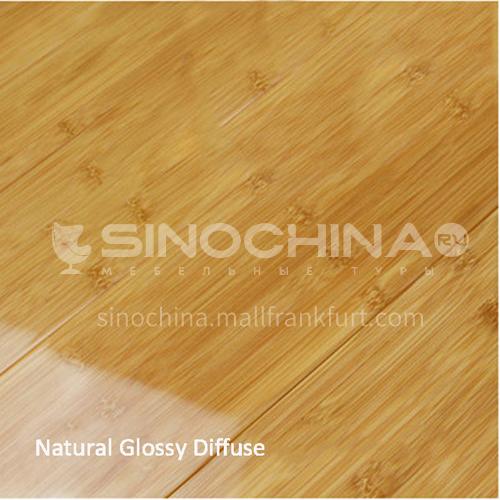 Bamboo floor ZDB-5 natural color