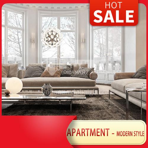 Apartment-Simple European style apartment design   BSR1005