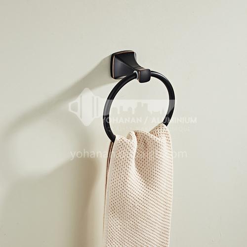 Black ancient ORB towel ring towel hanging rod towel hanging ring MY80805 black ancient ORB