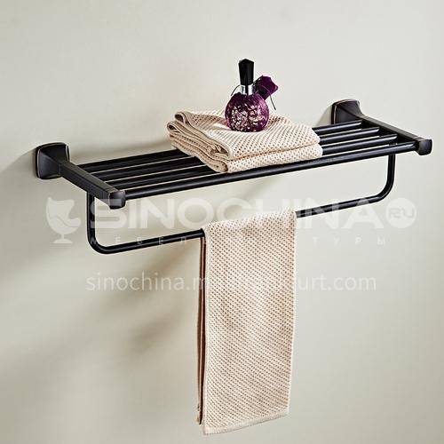 Bathroom towel rack stainless steel towel rack antique ORB towel rack bathroom towel bar MY80814 antique ORB
