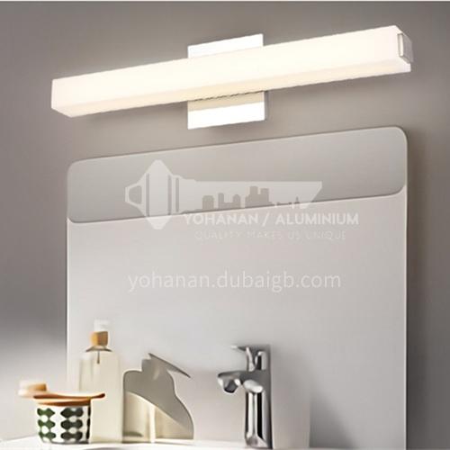 Anti-fog mirror lamp for bathroom and toilet simple modern bathroom wall lamp-JS-6490