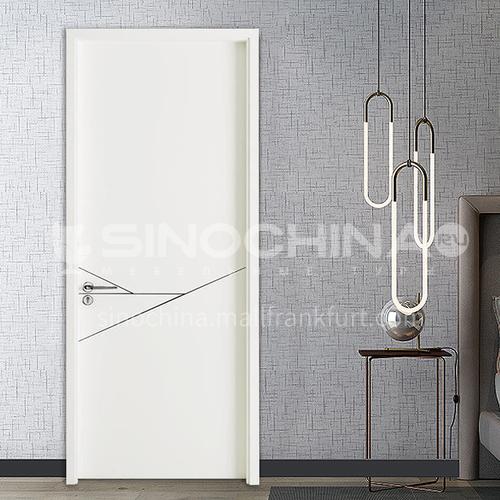 G modern minimalist style water-based ink composite paint door household interior door toilet door kitchen door hotel apartment door 31