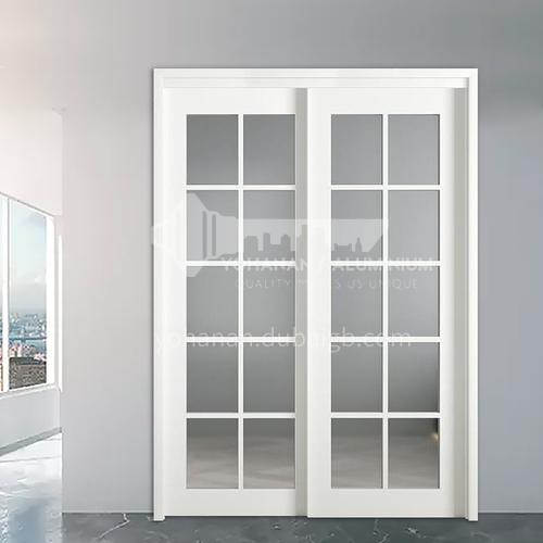 Fashion simple style modern sliding door water-based ink door52