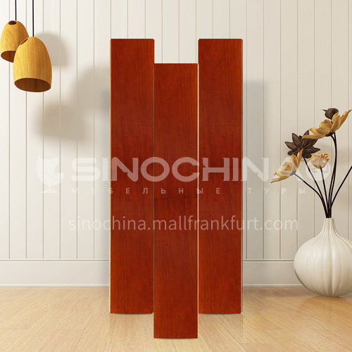 18mm Solid Wood Flooring YC-PL510 Bedroom living room