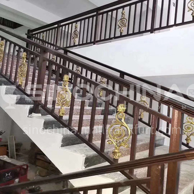 Aluminum staircase OD003