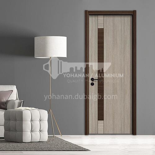 Simple design mute strengthened door room bedroom door 41