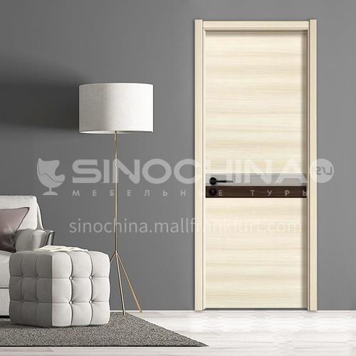 Simple design mute paint-free reinforced door hotel apartment room door 42