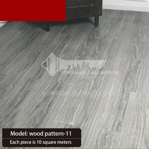 PVC flooring grey