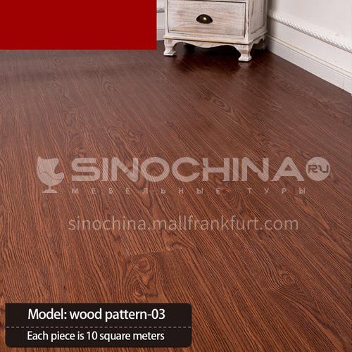 PVC Floor Brown