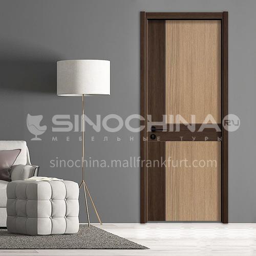Simple design mute paint-free reinforced door hotel apartment room door 43