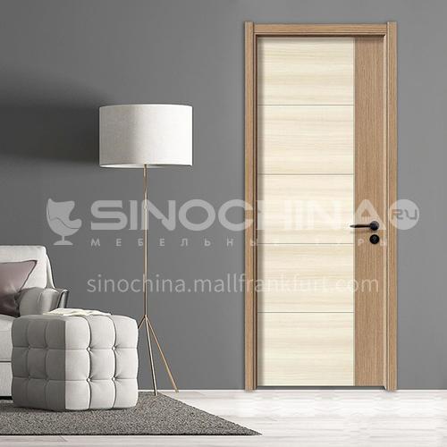 Simple design mute paint-free reinforced door hotel apartment room door 44