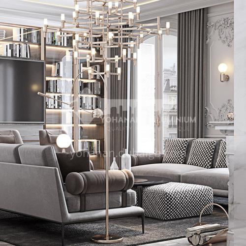 Villa-French design of private villa VF1022