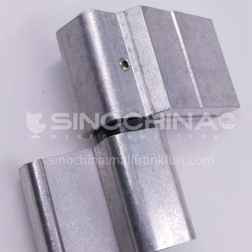 G Aluminum alloy door hinges are durable and strong D45