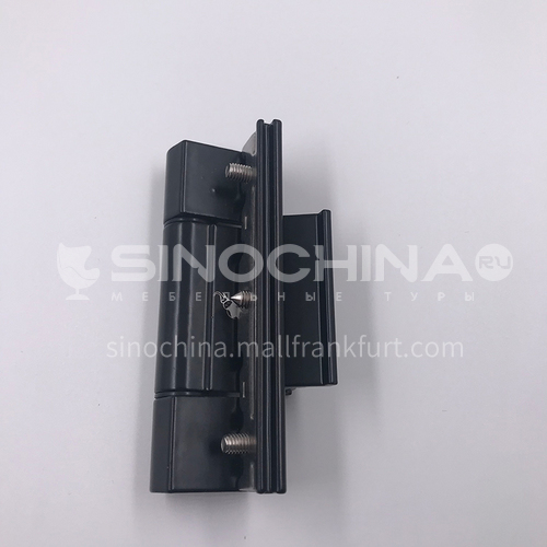 G Aluminum alloy door hinge is durable and strong D44