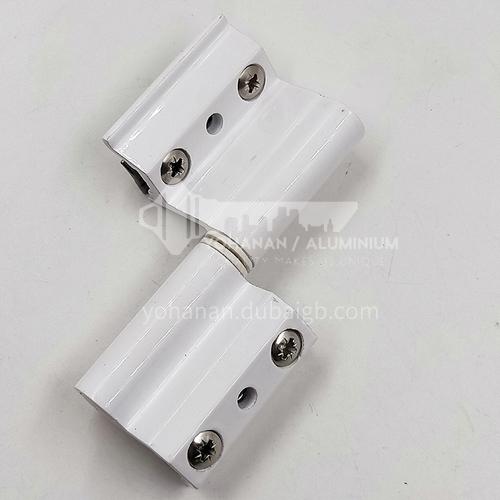 G aluminum alloy door hinge is durable D42