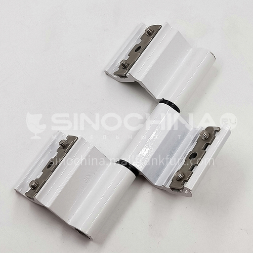 G Aluminum alloy door hinge is durable and strong D34