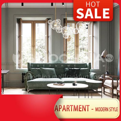 Apartment-Modern European Apartment Design BSR1006