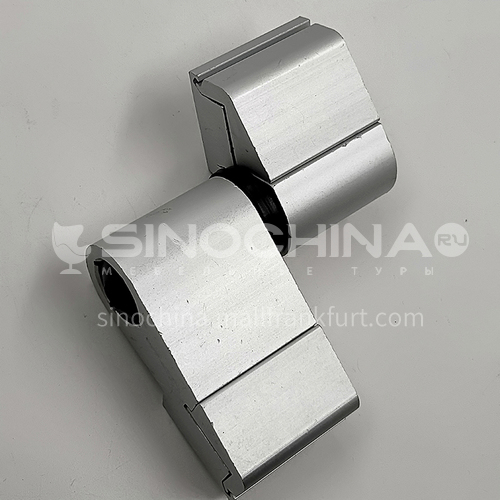 G Aluminum alloy door hinge is durable and strong D36A