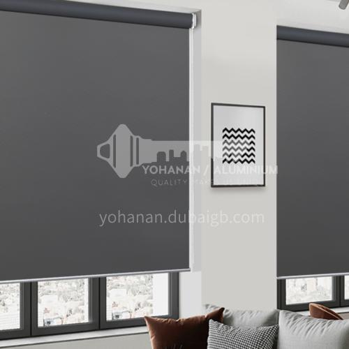 Modern minimalist style 70% blackout roller blind QW-JL015