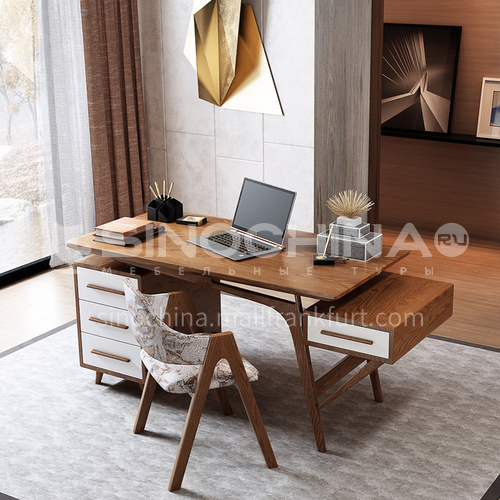CL-ZS101 Home Office MDF Piano Paint Pine Desk
