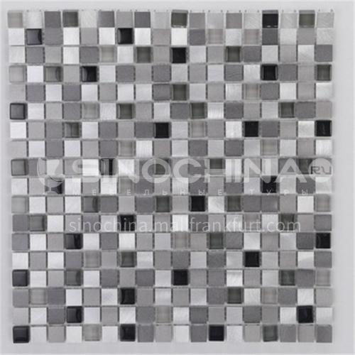 Aluminum (square) metal mosaic