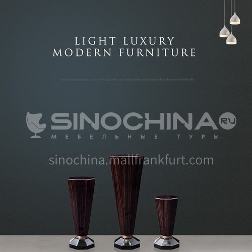 BJ-M2 Living Room Nordic Light Luxury Simple Creative Design Flower Stand + Metal