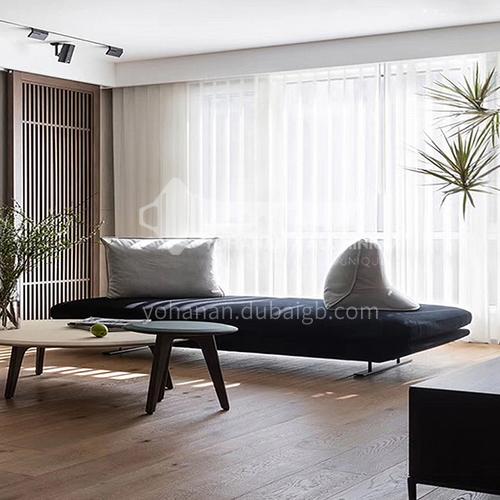 Modern minimalist style high quality vertical curtain soft cloth series QWCZ-RB