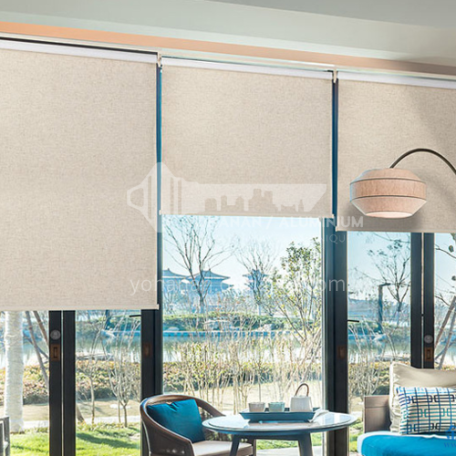70% blackout roller blinds waterproof and durable QW-G sunshine fabric