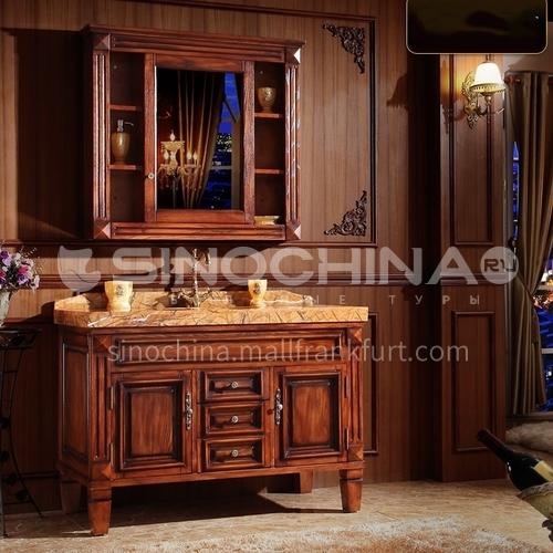 European style bathroom cabinet combination antique American style bathroom cabinet   M-0236-Empire