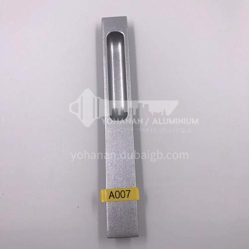 R Aluminium window lock A007