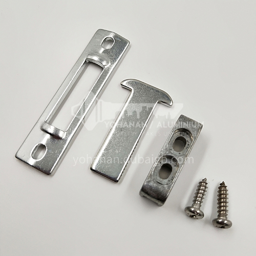 R Durable and high quality aluminum alloy door and window lock A017