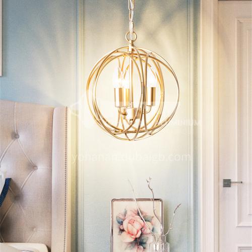 American Chandelier Creative Chandelier Living Room Chandelier WX-D9332