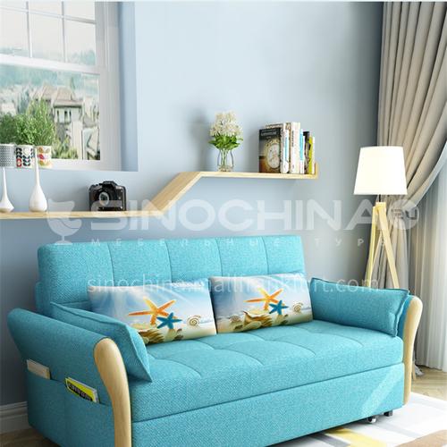 Yt-6096-Living room Nordic modern leisure foldable sofa