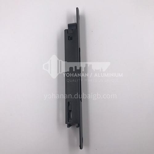 B Household metal aluminum profile sliding door and window lock A048