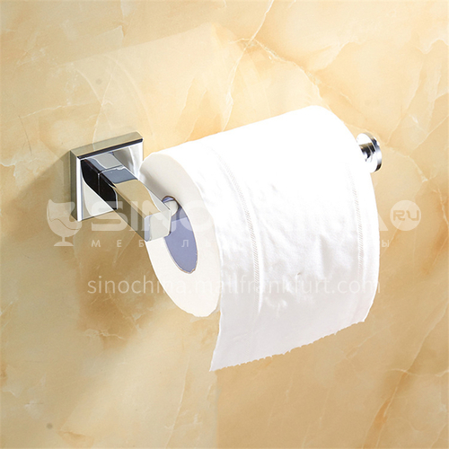 Bathroom bathroom roll paper holder anti-wall-mounted paper towel holder8606