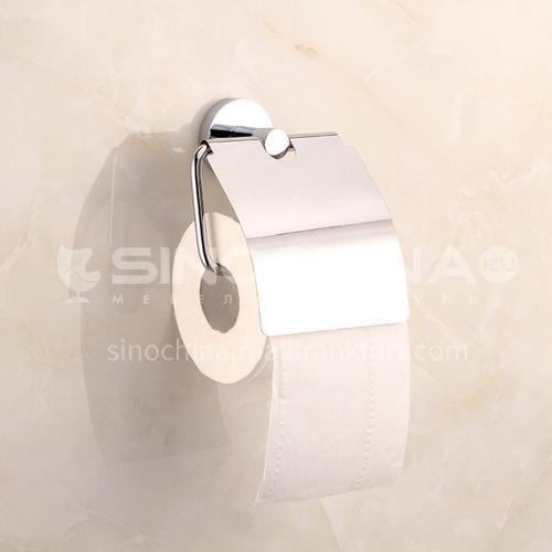 Bathroom silver stainless steel tissue holder 4506