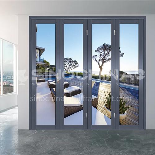 80 series heavy aluminum alloy folding door
