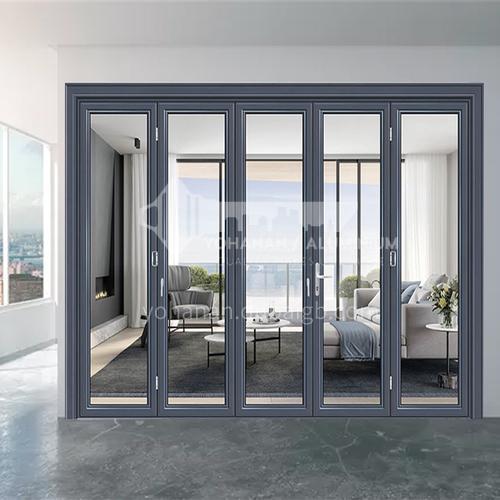 70 series heavy aluminum alloy folding door