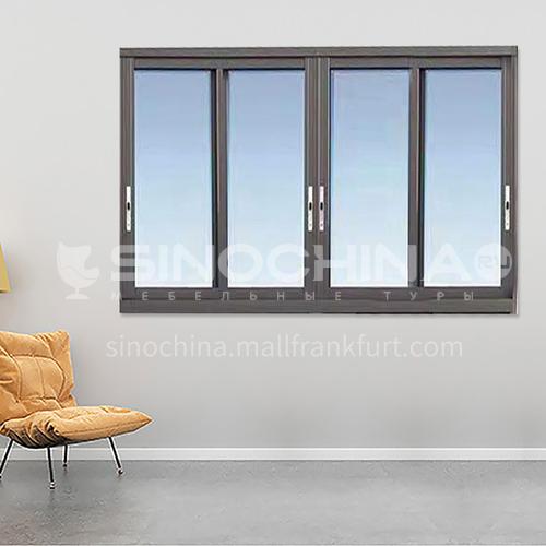 1.4mm aluminum slim frame sliding windows