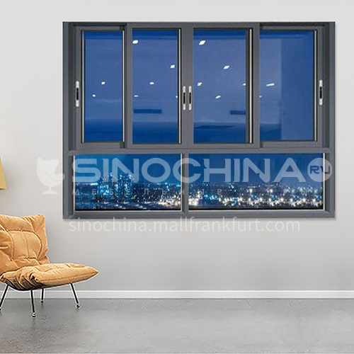 1.4mm aluminum sliding windows