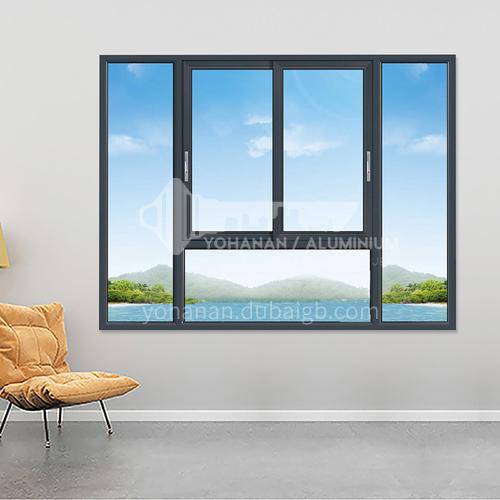 1.4mm 80 series aluminum alloy  sliding window