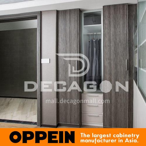 Modern design  UV lacquer with HDF wardrobe-PLYP17026-055