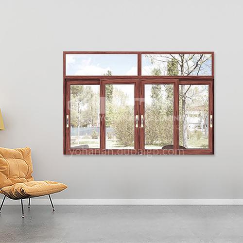 1.4mm Aluminum 2 track sliding window 2
