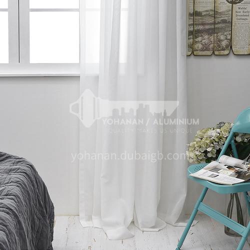 Modern style white window screening DFSK-DF-c023