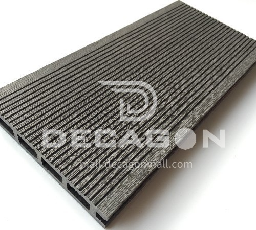 WPC outdoor floor square holes are environmentally friendly and durable