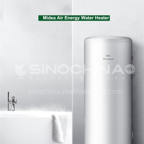 Midea Air Energy Water Heater Household Heat Pump Heating Direct Heating Electric Auxiliary Energy Saving 200L DQ009022