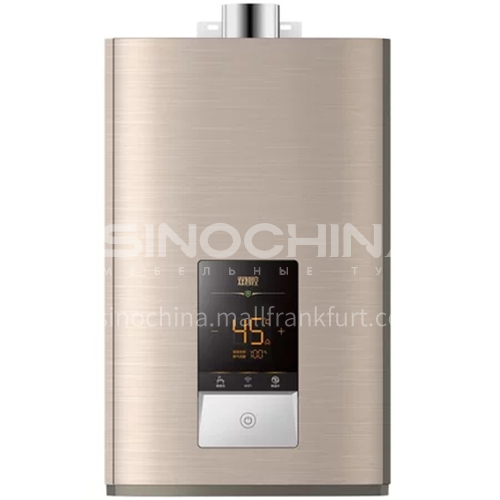 Midea forced exhaust thermostatic household natural gas 13 liters gas water heater DQ009033