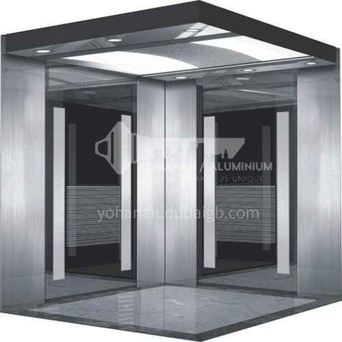 High-end customized villa apartment hotel elevator (customized quotation required, please contact customer service if you like the design) DQ000272
