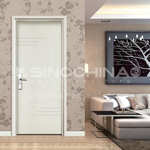 WPC wood plastic door paint-free door acrylic decoration series